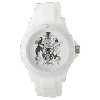 Alfrey Family Crest Wristwatch
