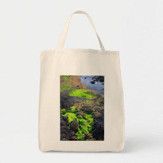 Alga marina bolsa tela para la compra