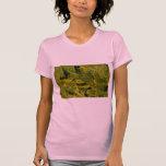 Alga marina única camisetas