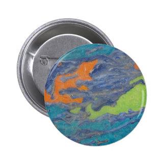 Algae Dance Pin