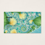 Algae - Fractal Business Card
