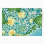 Algae - Fractal Card