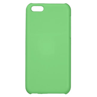 Algae Green Cover For iPhone 5C