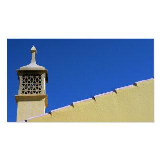Algarve chimney business card