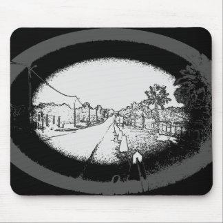 Algarve Digital Sketch Mousepad