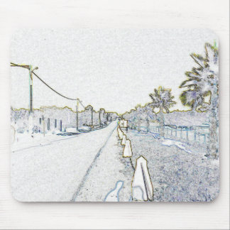 Algarve Digital Sketch Mouse Pads