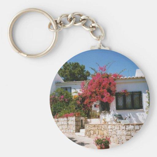 Algarve Llavero Redondo Tipo Pin