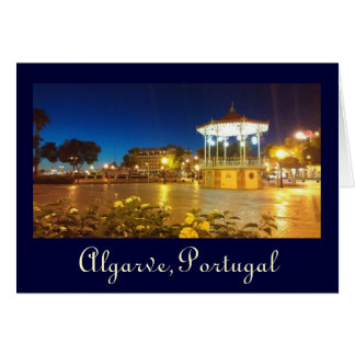 Algarve, Portugal Tarjetas