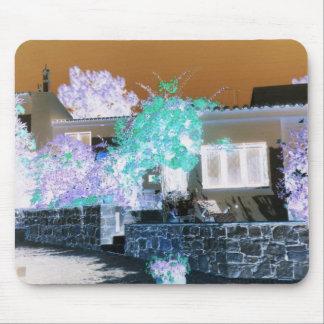 Algarve Villa Digital Image Mousepad