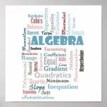 Algebra_Display Poster