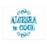 Algebra is Cool Post Cards