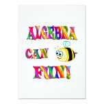Algebra is Fun Announcements