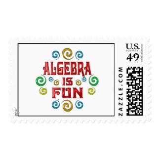 Algebra is FUN Stamps