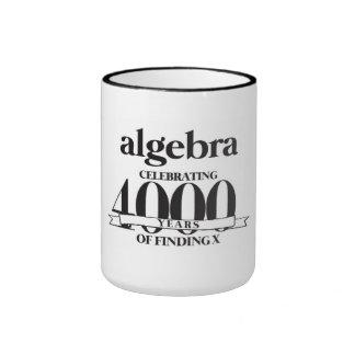 Algebra Coffee Mugs