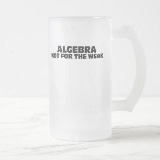 Algebra-Not for the Weak Coffee Mug