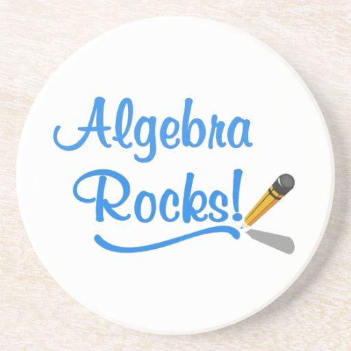 Algebra Rocks! Drink Coaster