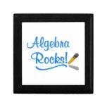 Algebra Rocks! Jewelry Boxes