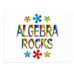 ALGEBRA ROCKS POSTCARDS