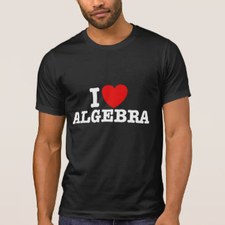 Algebra Shirt