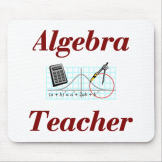 Algebra Teacher Mousepad