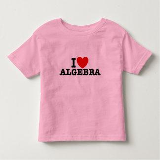 Algebra Toddler T-shirt