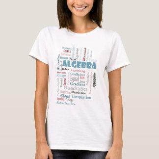 Algebra Vocabulary T-Shirt