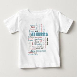 Algebra Vocabulary Infant T-shirt