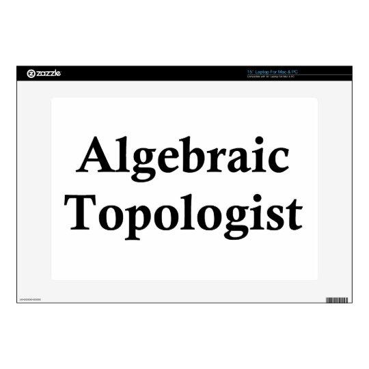 Algebraic Topologist Skin For Laptop