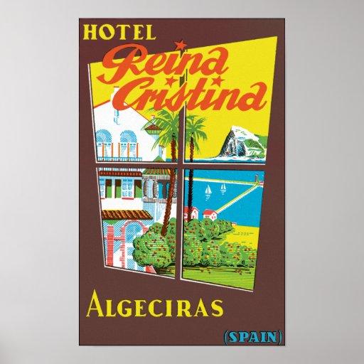 ~ Algeciras de Cristina de la Reina del hotel Impresiones