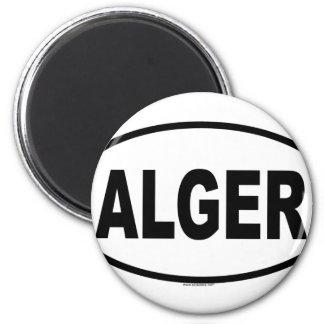ALGER 2 INCH ROUND MAGNET