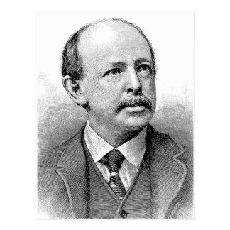 Alger ~ Horatio Author Writer Postcard