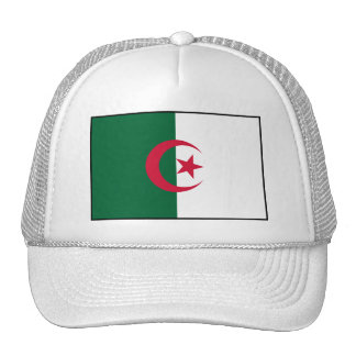 Algeria – Algerian Flag Trucker Hat