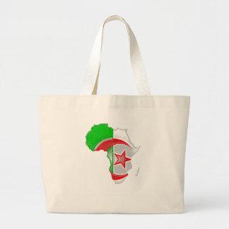 Algeria Jumbo Tote Bag