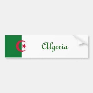 Algeria Bumper Sticker Car Bumper Sticker