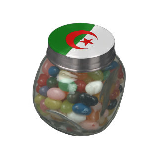Algeria Jelly Belly Candy Jars