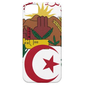 Algeria Coat of Arms iPhone SE/5/5s Case