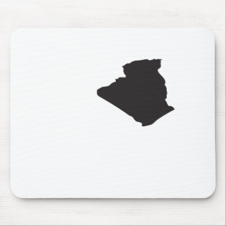 Algeria country mouse pad