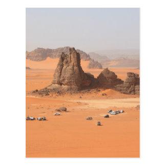 Algeria Desert Postcard