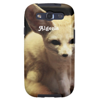Algeria Fennec Fox Galaxy S3 Case
