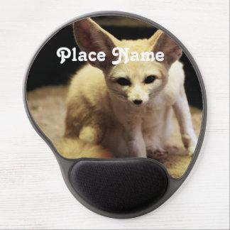 Algeria Fennec Fox Gel Mouse Pad