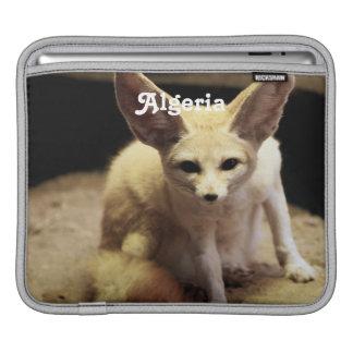 Algeria Fennec Fox iPad Sleeves