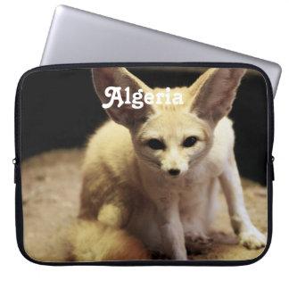 Algeria Fennec Fox Laptop Computer Sleeve