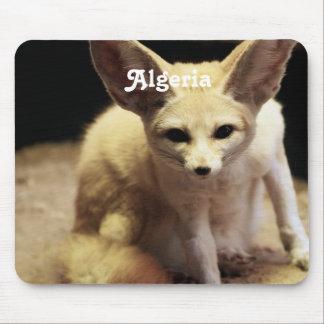 Algeria Fennec Fox Mouse Pad