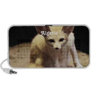 Algeria Fennec Fox Laptop Speakers