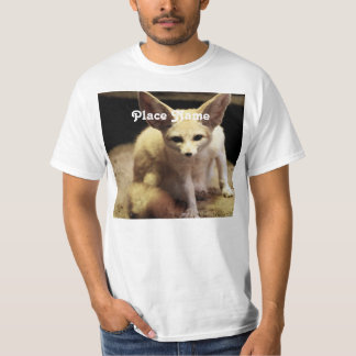 Algeria Fennec Fox T-Shirt