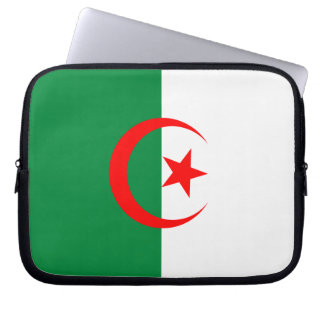 Algeria Flag Laptop Sleeve