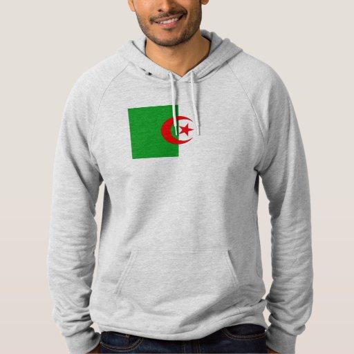 Algeria Flag Pullover