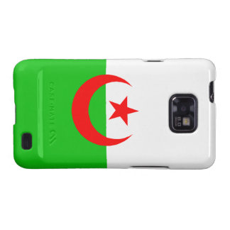 Algeria Flag Set Galaxy S2 Case