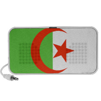Algeria Flag iPod Speakers
