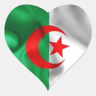 Algeria Flag Sticker